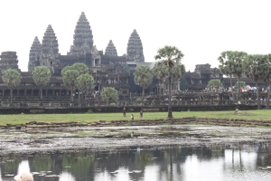 Welcome to Angkor Wat